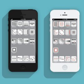 Screendesign, Appicons, Icon,