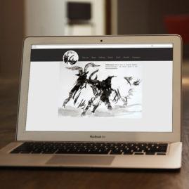 Webseite Ziegenzüchter, Webdesign