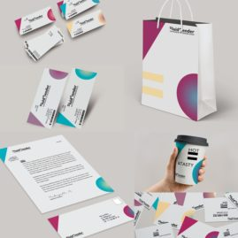 Corporate Design, Museums Design, Mockups